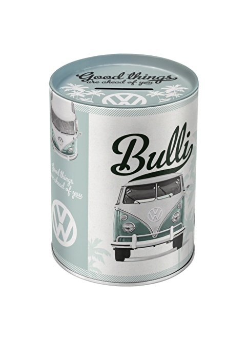 Nostalgic Art VW Good things Kumbara Renkli